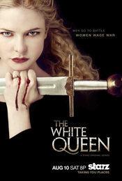 Cartel de The White Queen