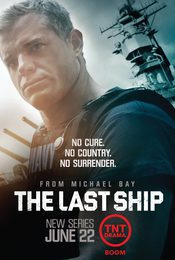 Cartel de The Last Ship