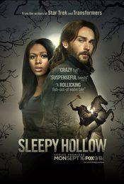Cartel de Sleepy Hollow