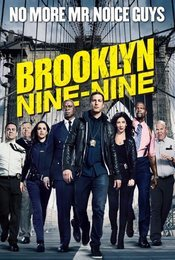 Cartel de Brooklyn Nine-Nine