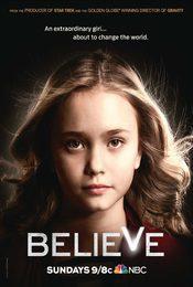 Cartel de Believe