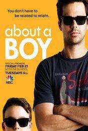 Cartel de About a Boy