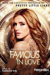 Cartel de Famous in Love