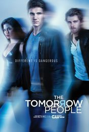 Cartel de The Tomorrow People