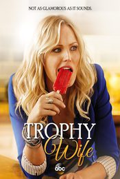 Cartel de Trophy Wife