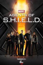 Cartel de Agents of SHIELD