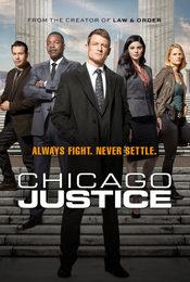 Cartel de Chicago Justice