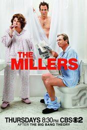 Cartel de The Millers