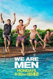 Cartel de We Are Men