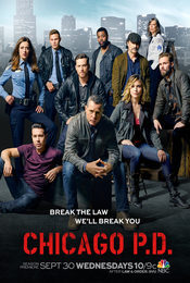 Cartel de Chicago P.D.
