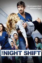Cartel de The Night Shift