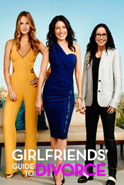 Cartel de Girlfriend's guide to divorce