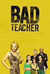 Cartel de Bad Teacher