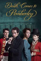 Cartel de La muerte llega a Pemberley