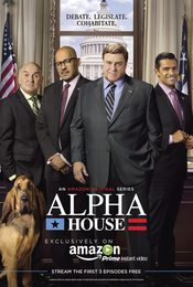 Cartel de Alpha House