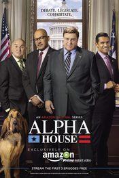 Cartel de Alpha House