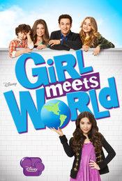 Cartel de Riley y el mundo