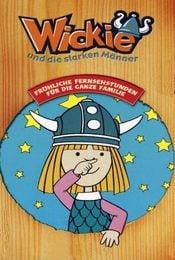 Cartel de Vicky, el vikingo
