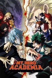 Cartel de My Hero Academia