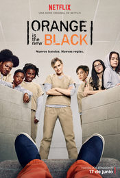 Cartel de Orange is the New Black