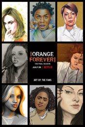 Cartel de Orange Is the New Black