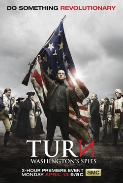 Turn: Espías en Washington