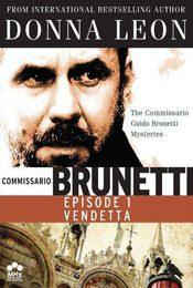 Cartel de Comisario Brunetti