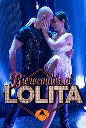 Cartel de Bienvenidos al Lolita