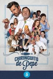 Cartel de Chiringuito de Pepe