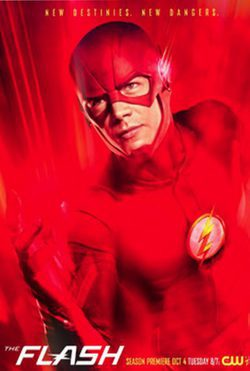 'The Flash': Temporada 3