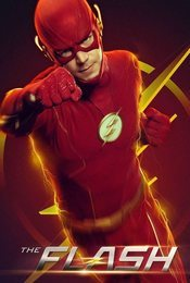 Cartel de The Flash