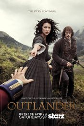 Cartel de Outlander