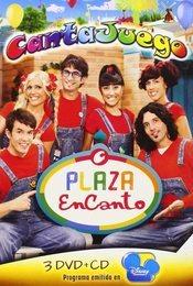 Cartel de Plaza Encanto