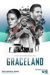 Cartel de Graceland