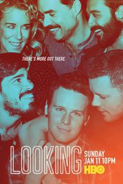 Cartel de Looking