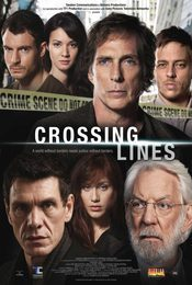 Cartel de Crossing Lines