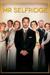 Cartel de Mr. Selfridge