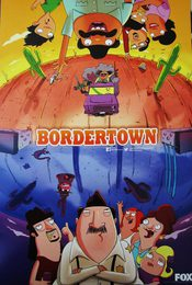 Cartel de Bordertown