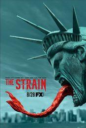 Cartel de The Strain