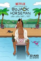 Cartel de BoJack Horseman