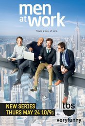 Cartel de Men at work