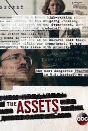 Cartel de The Assets
