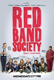 Cartel de Red Band Society