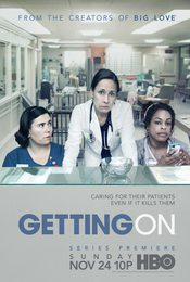 Cartel de Getting On