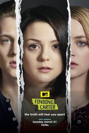 Cartel de Finding Carter