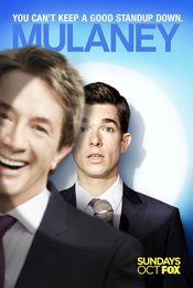 Cartel de Mulaney