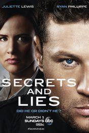 Cartel de Secrets & Lies