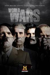 Cartel de The World Wars