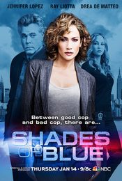 Cartel de Shades of Blue