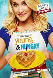 Cartel de Young & Hungry